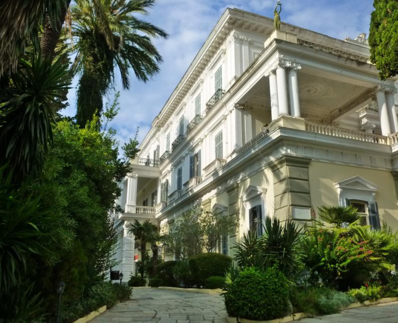 Sztuka i zabytki Korfu